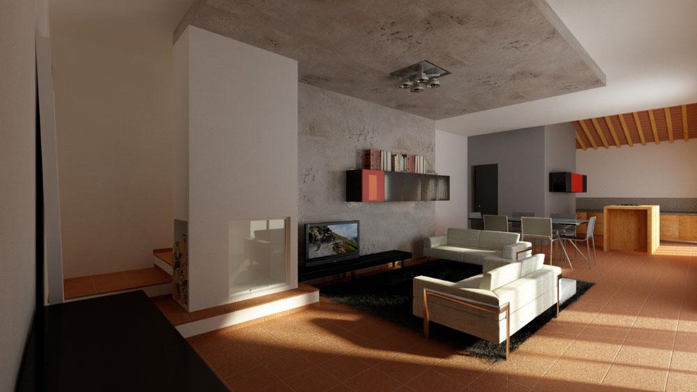 Progettazione interni empoli firenze pisa prato galleria for Progettazione esterni