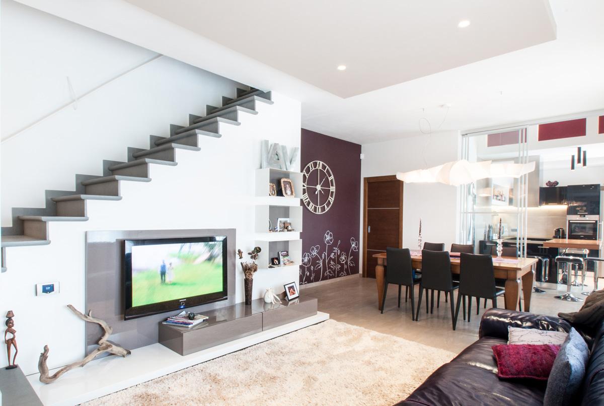 Terratetto Campagna - Progettazione interni abitazioni Empoli